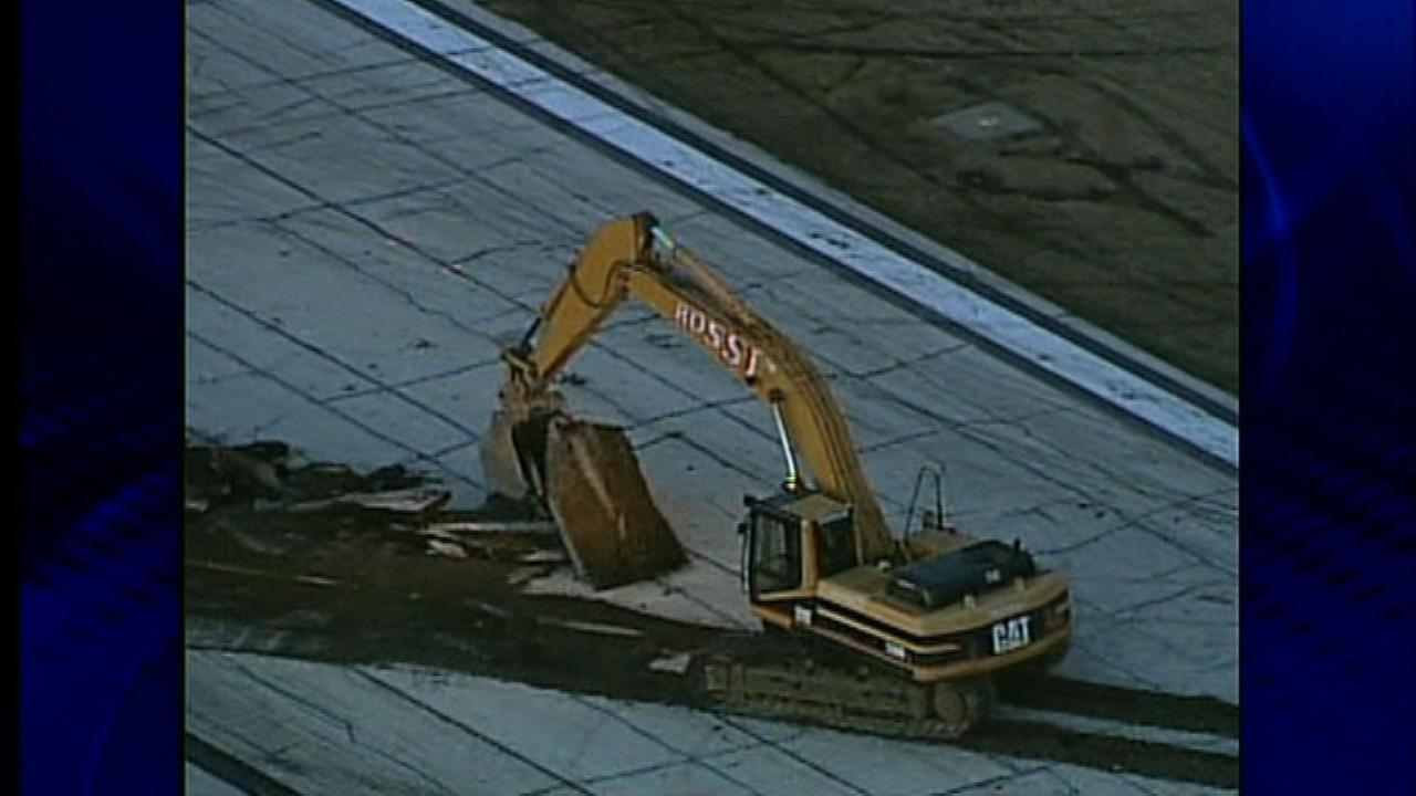 It was March 30, 2003, when then-Mayor Richard Daley ordered crews to bulldoze large Xs into the runway of Meigs Field.
