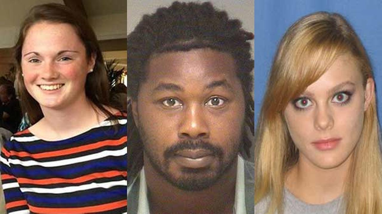 Hannah Graham, Jesse Matthew, Morgan Harrington