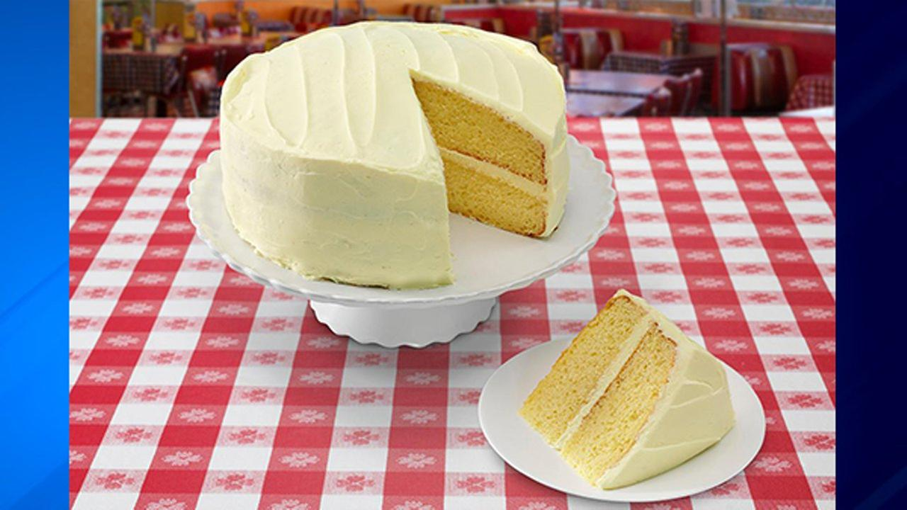 Portillos lemon cake will be available from April 10 to September 10, 2018.