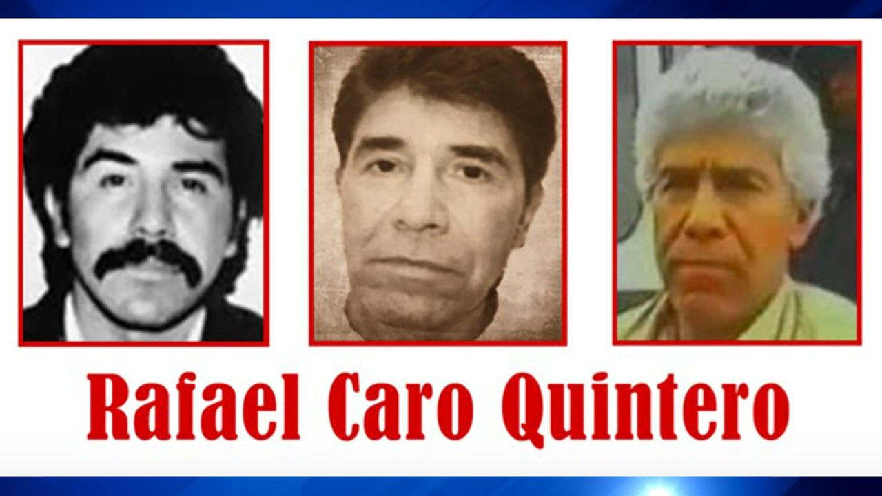 Veteran Mexican drug lord added to FBI's most wanted list
