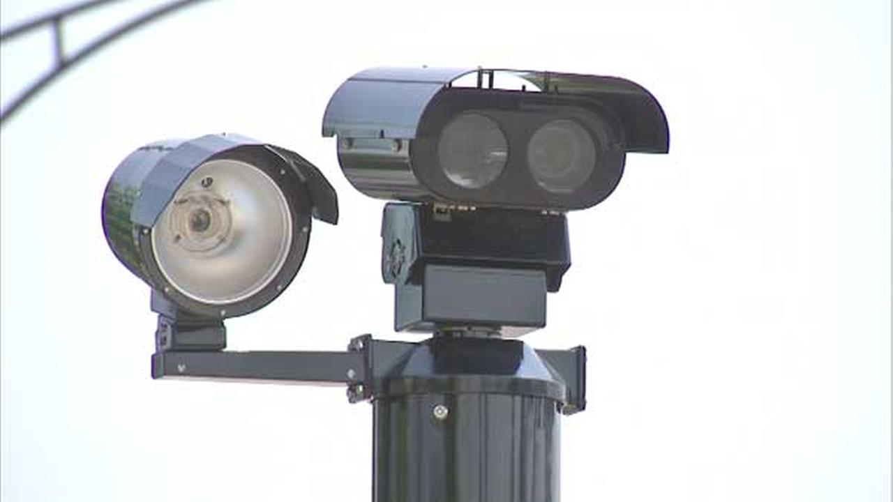 12 Red Light Cameras Deactivated Across City