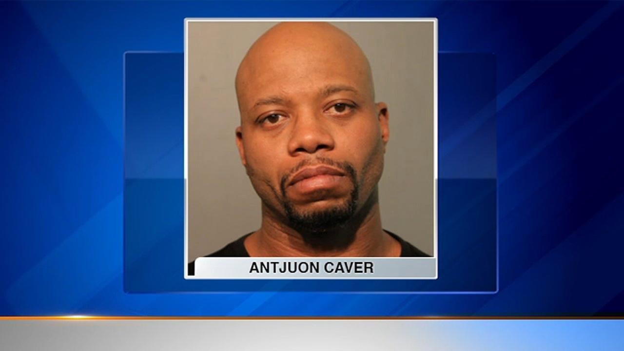 Antjuon Carver, 44.