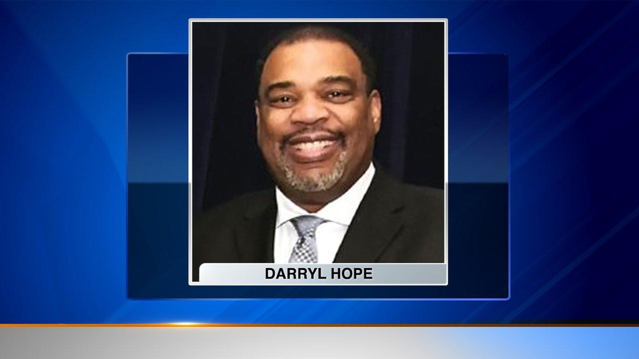 Dolton Police Detective Darryl Hope.