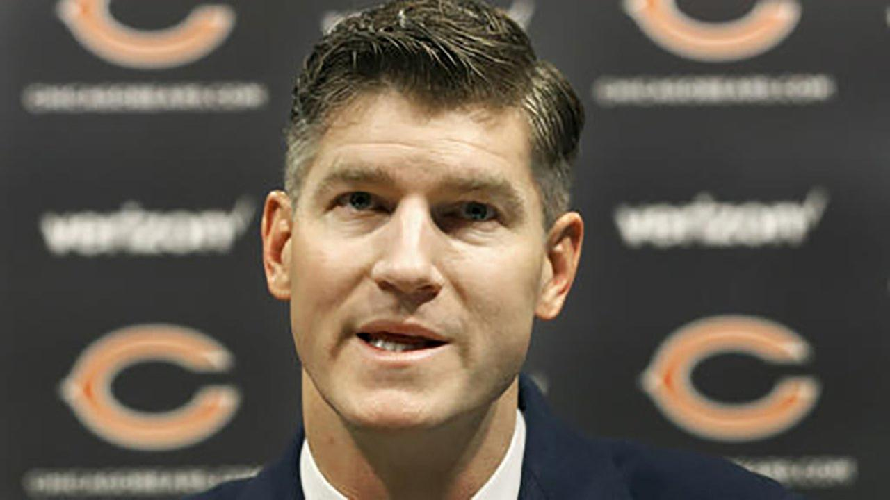 Chicago Bears GM Ryan Pace.