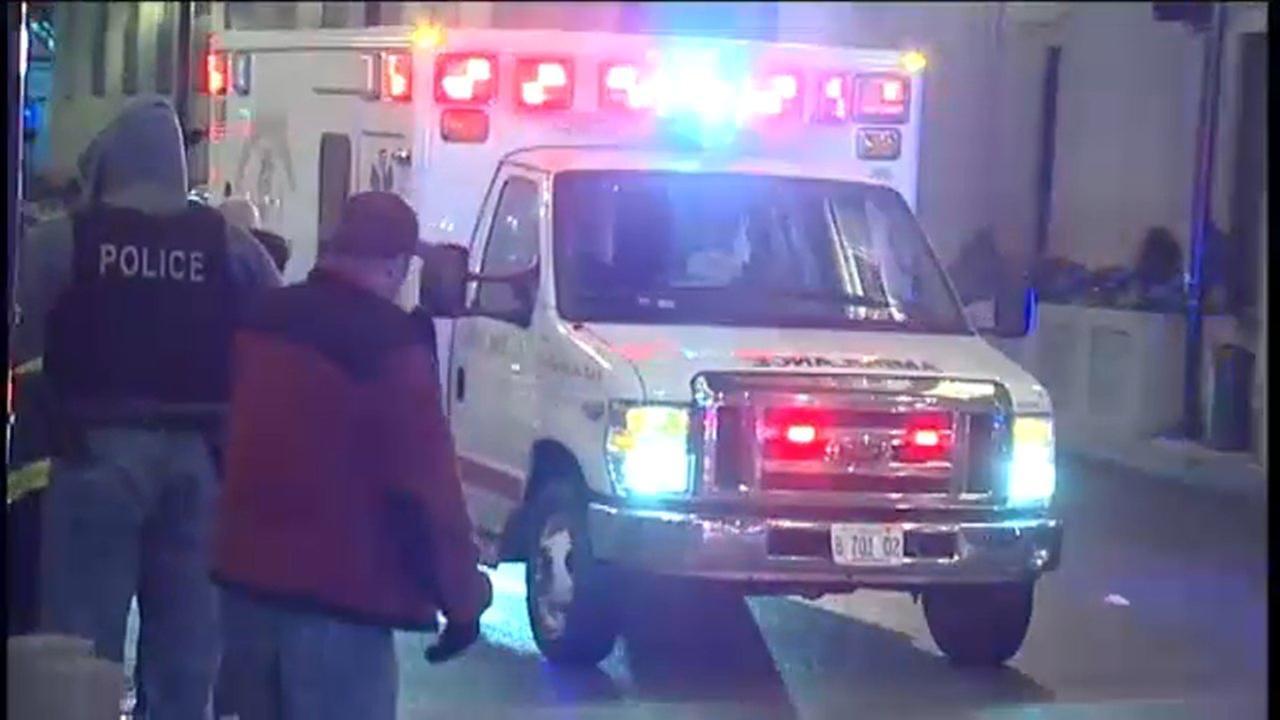 Man critically injured in Loop stabbing