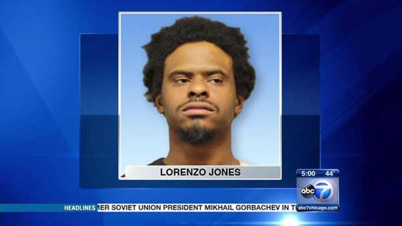 Lorenzo Jones, 25.
