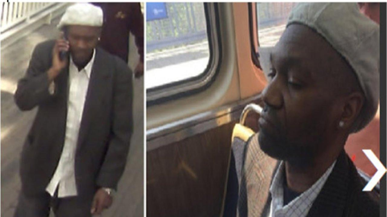 Police released surveillance images of the man suspected of masturbating near pregnant women earlier this month on CTA Brown Line trains in Lake View and Ravenswood.