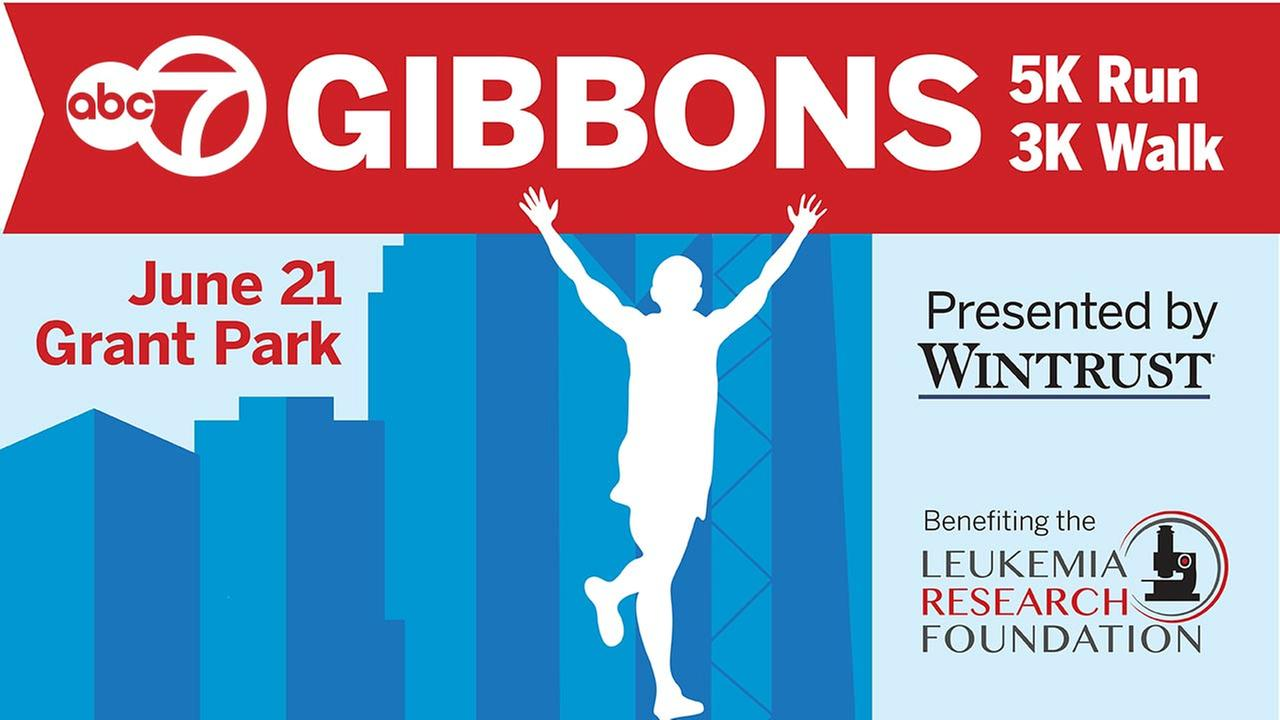 24th Annual ABC 7 Gibbons 5K Run and 3K Walk