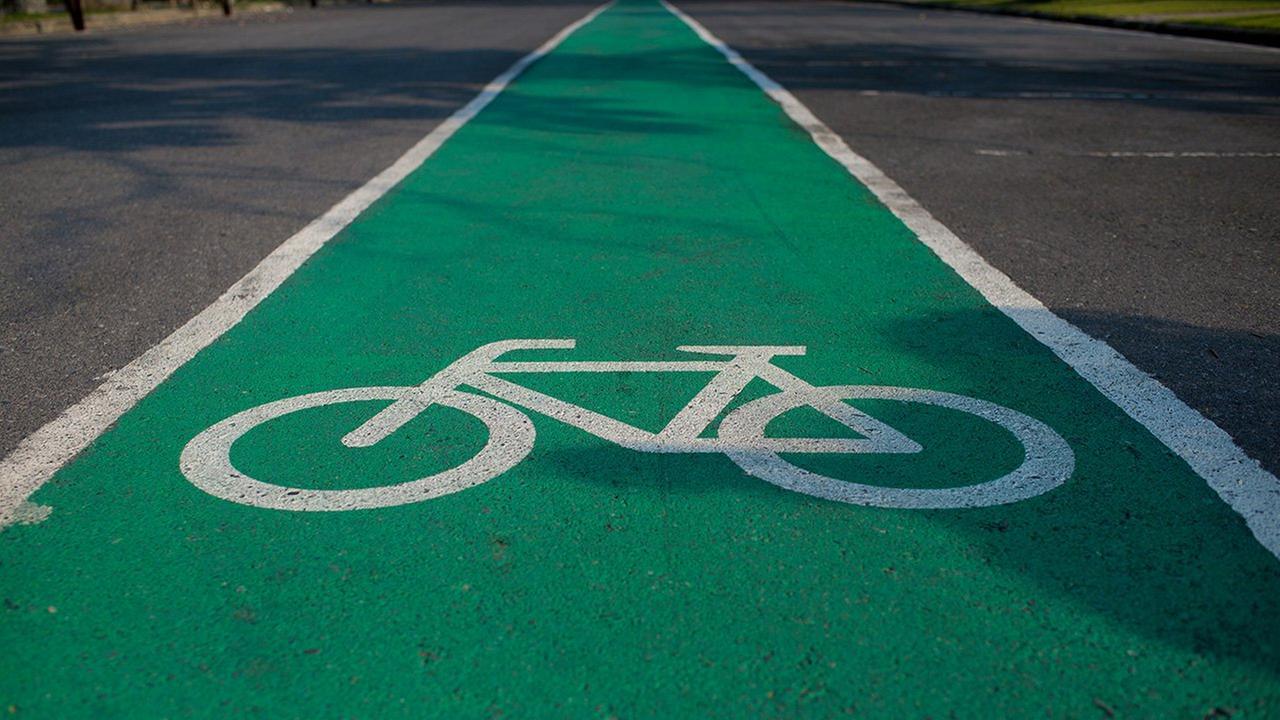 File image of a bike path.