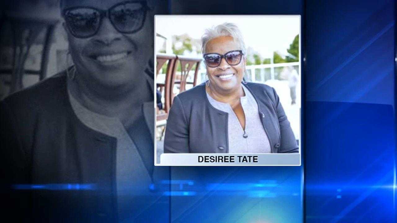 Desiree Tate, political adviser and Obama Foundation member, dies at 62
