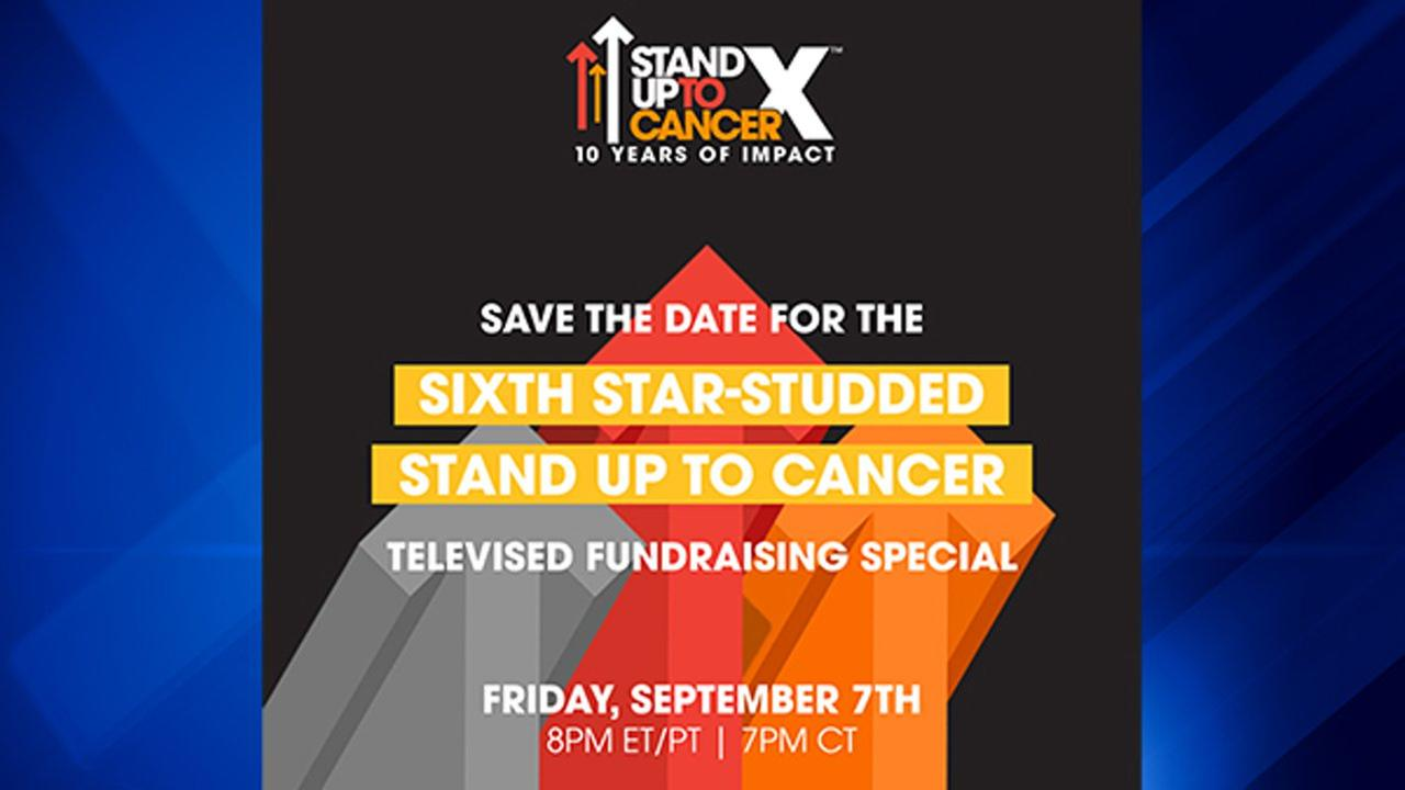 Stand Up to Cancer celebrates 10 years of live-saving research