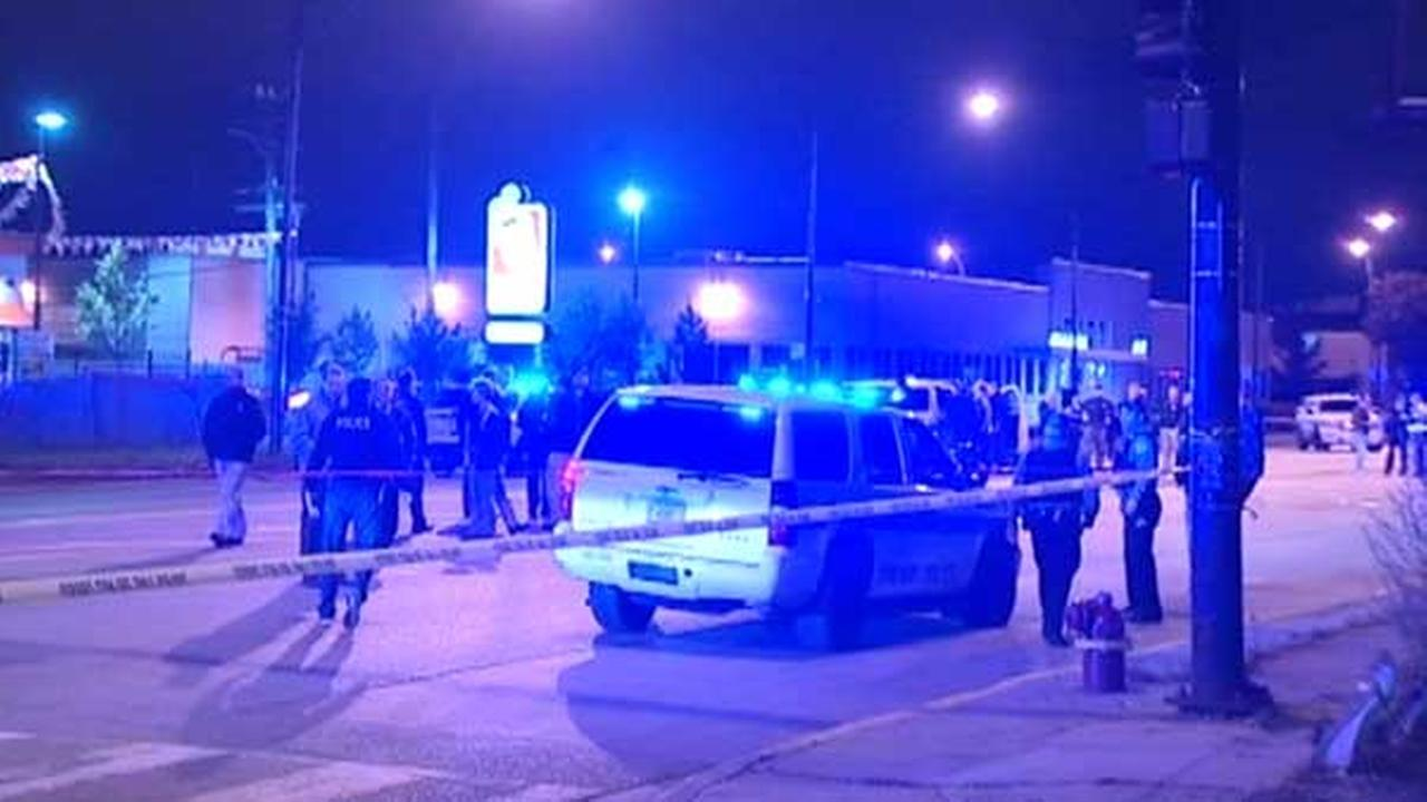 A police officer shot and killed a 17-year-old boy with a knife in Chicagos Archer Heights neighborhood, a police union spokesman said.