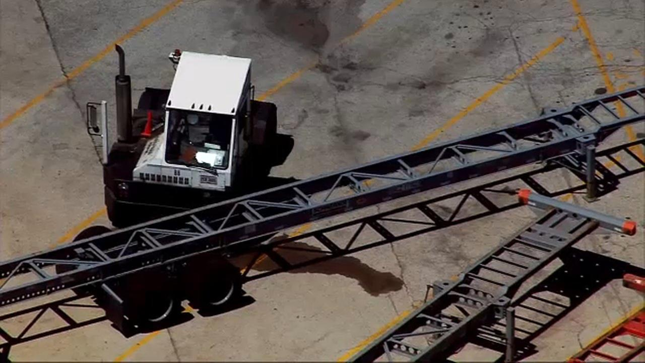 Man dead after incident at CSX rail yard in West Englewood