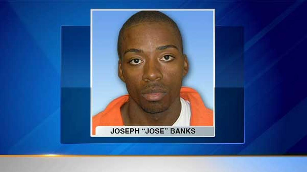 Joseph Jose Banks, 39.