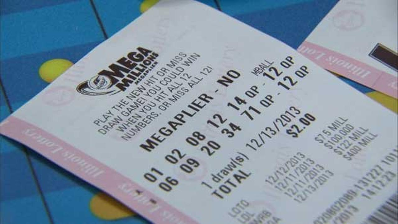 mega millions jackpot goes to winner in ny after lottery drawing for winning numbers