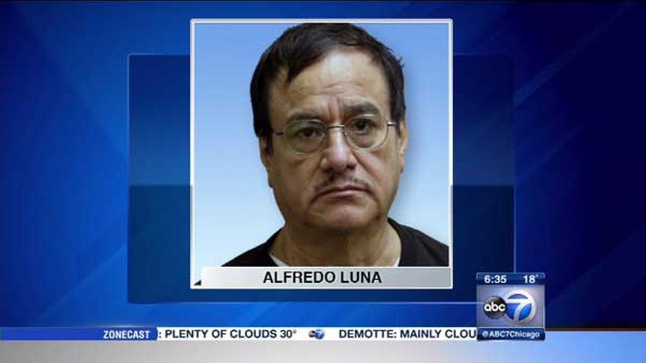 Alfredo Luna, 62.