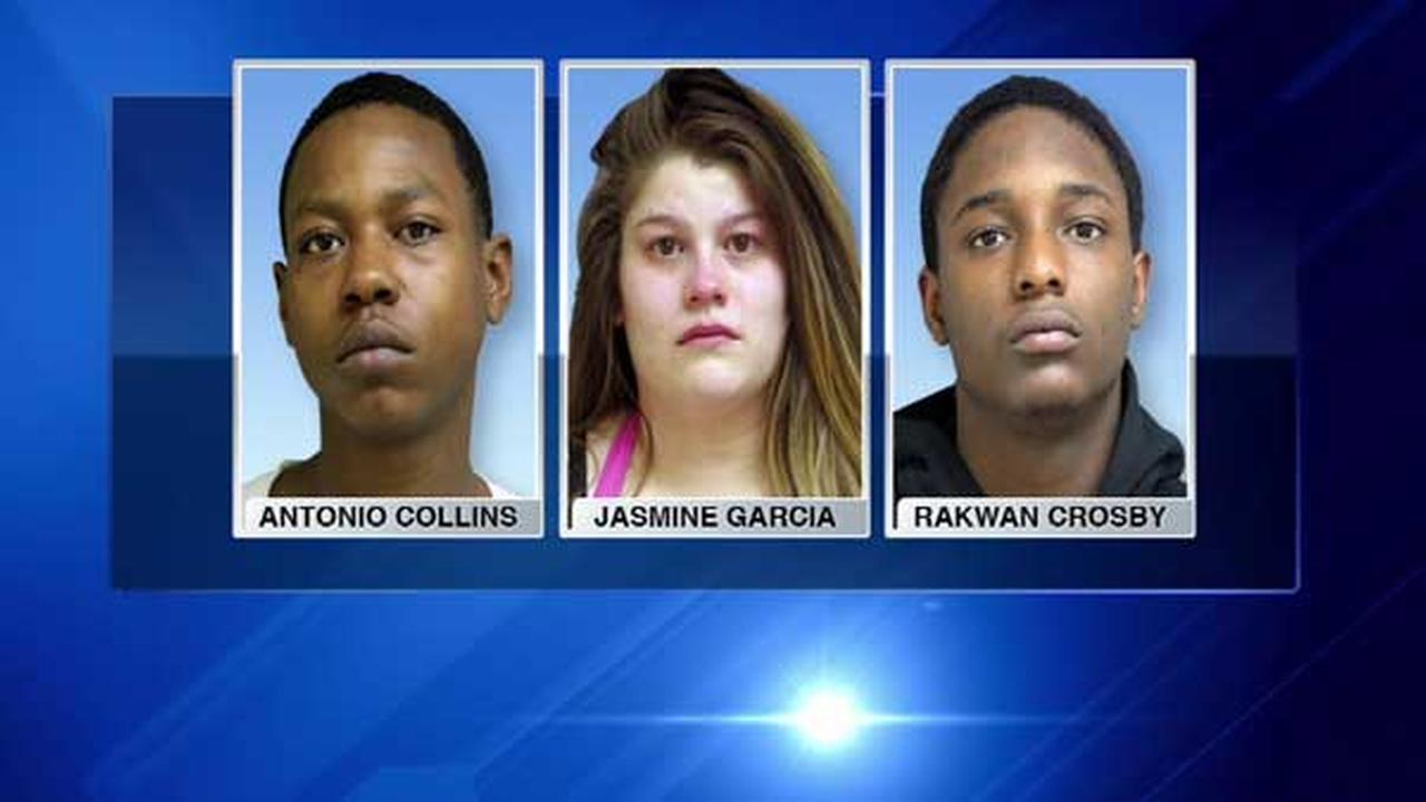 3 teens charged in Wheeling robbery, shooting
