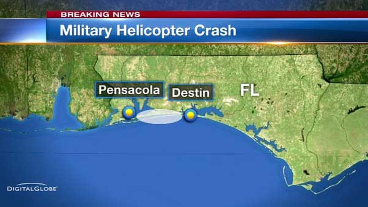 Marine Helicopter Crash Florida