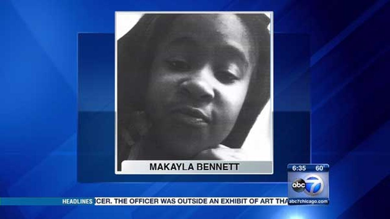 Makayla Bennett, 14.