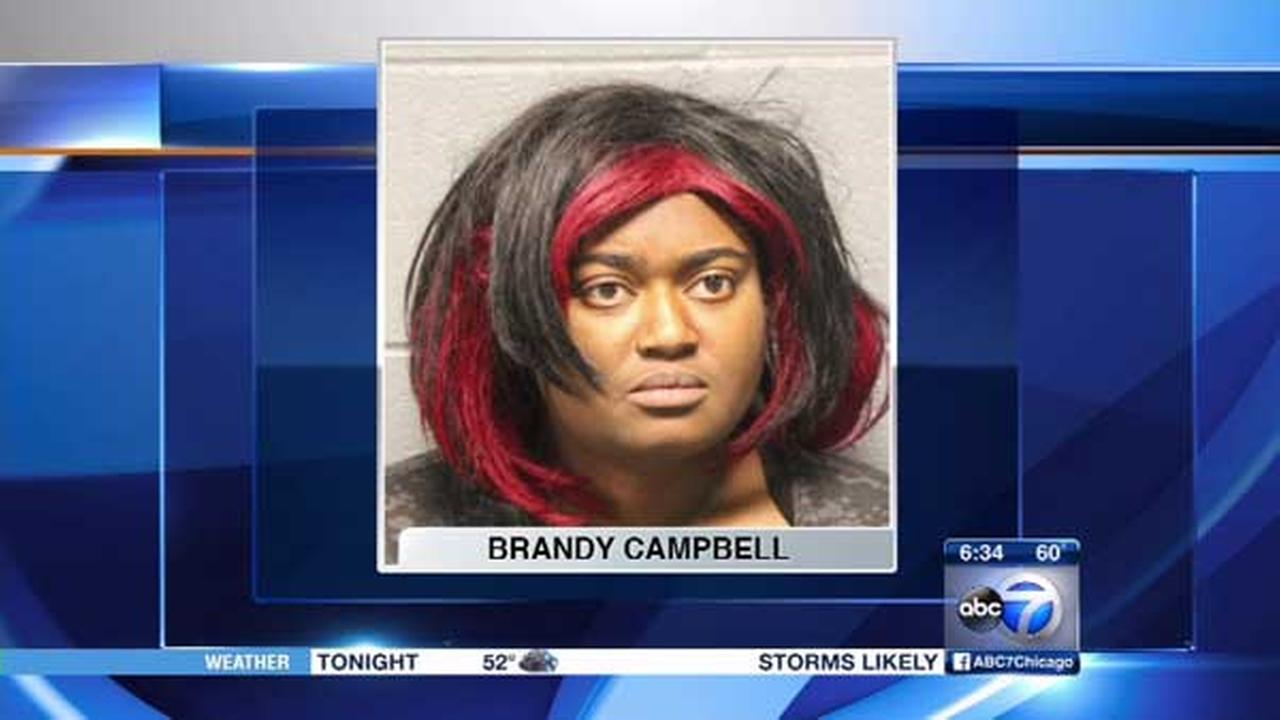 Brandy Campbell, 31.