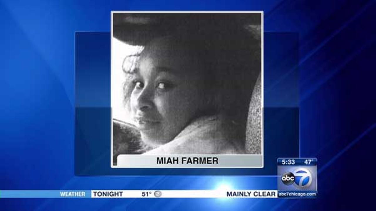 Miah Farmer, 14.