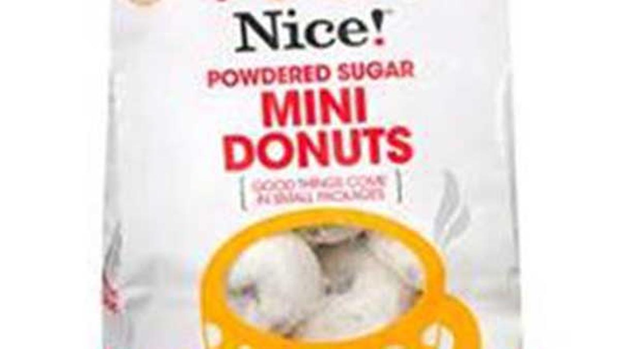 Walgreens recalls mini powdered doughnuts due to mold concerns