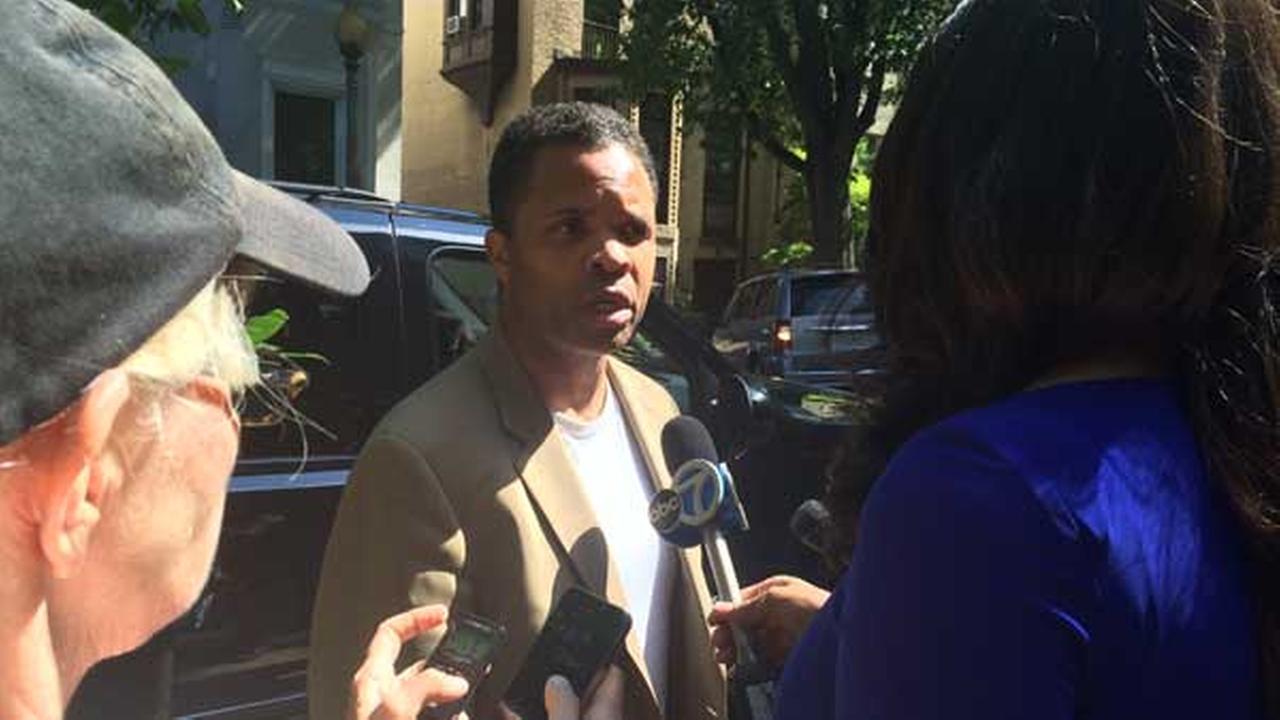 Jesse Jackson Jr.'s home confinement ends