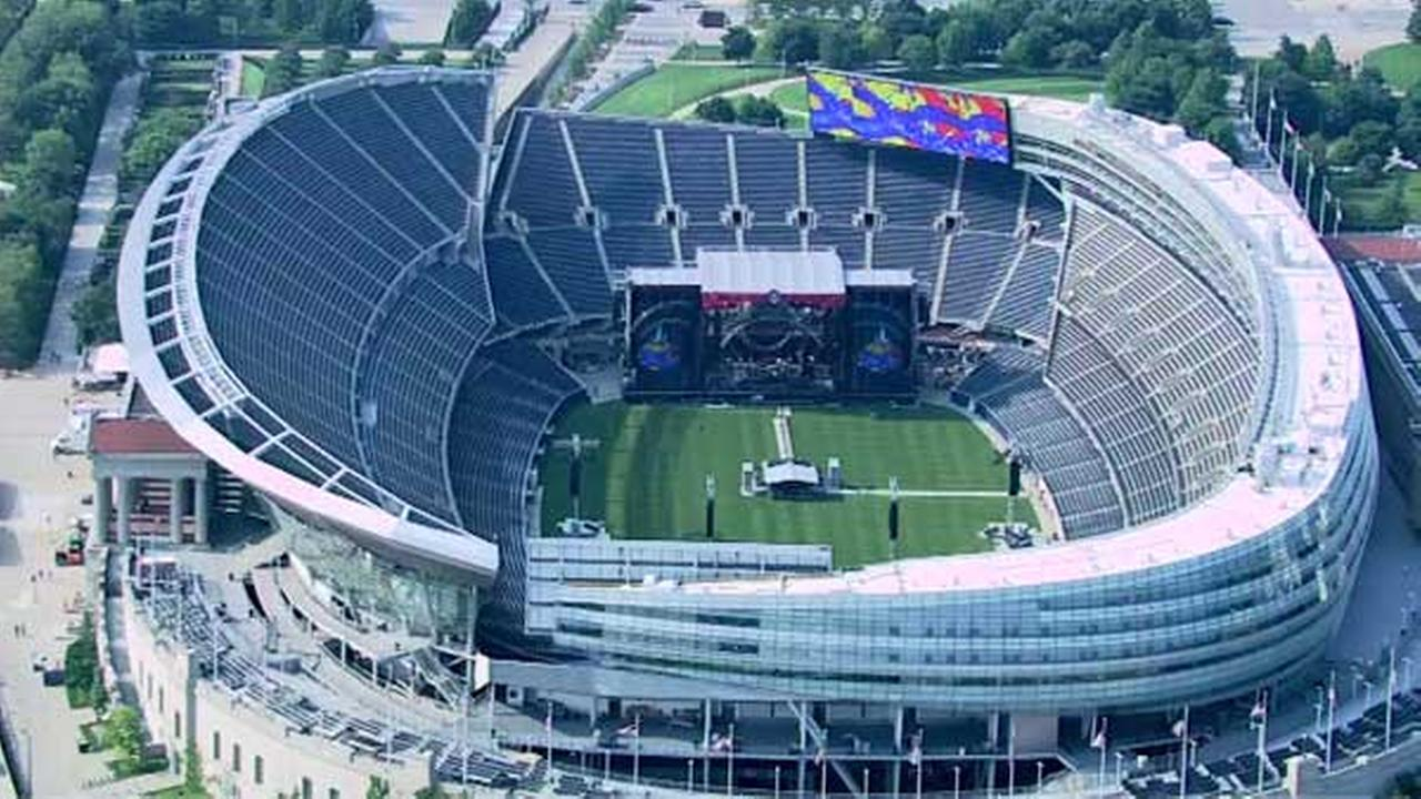 Grateful Dead shows shatter Soldier Field attendance records