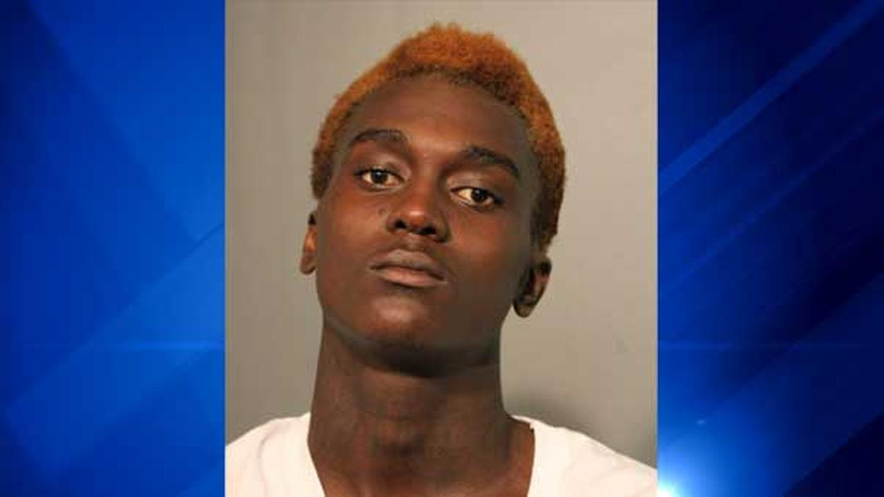 Rasheed Martin, 20, was charged in the July 4 shooting death of 7-year-old Amari Brown.