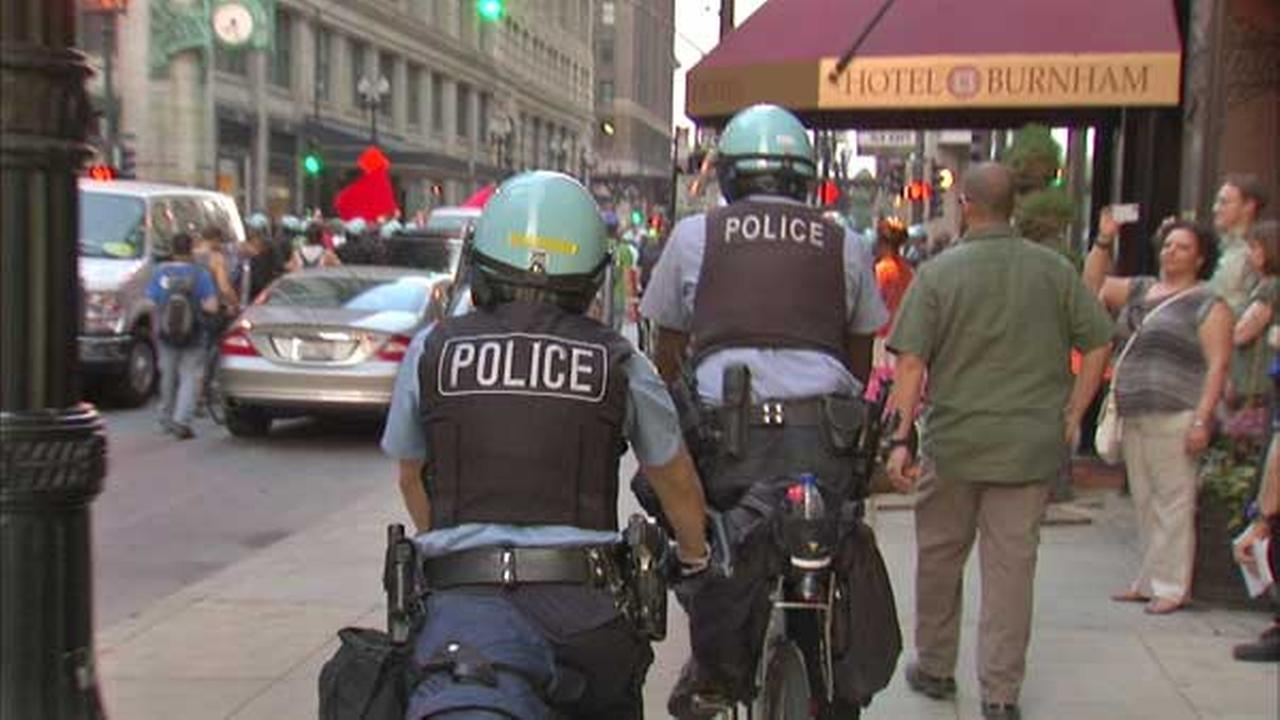 Expect to see more police bike patrols in Chicago.