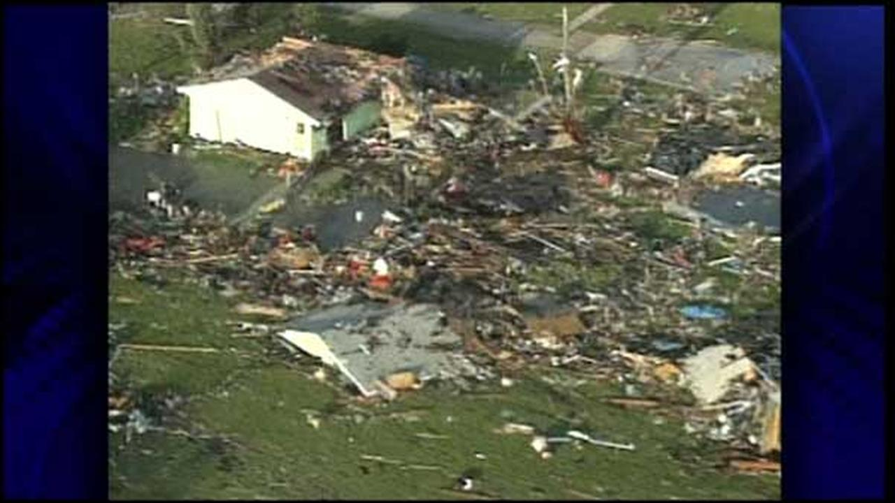 Friday marks the 25th anniversary of the tornado that changed the town of Plainfield forever.