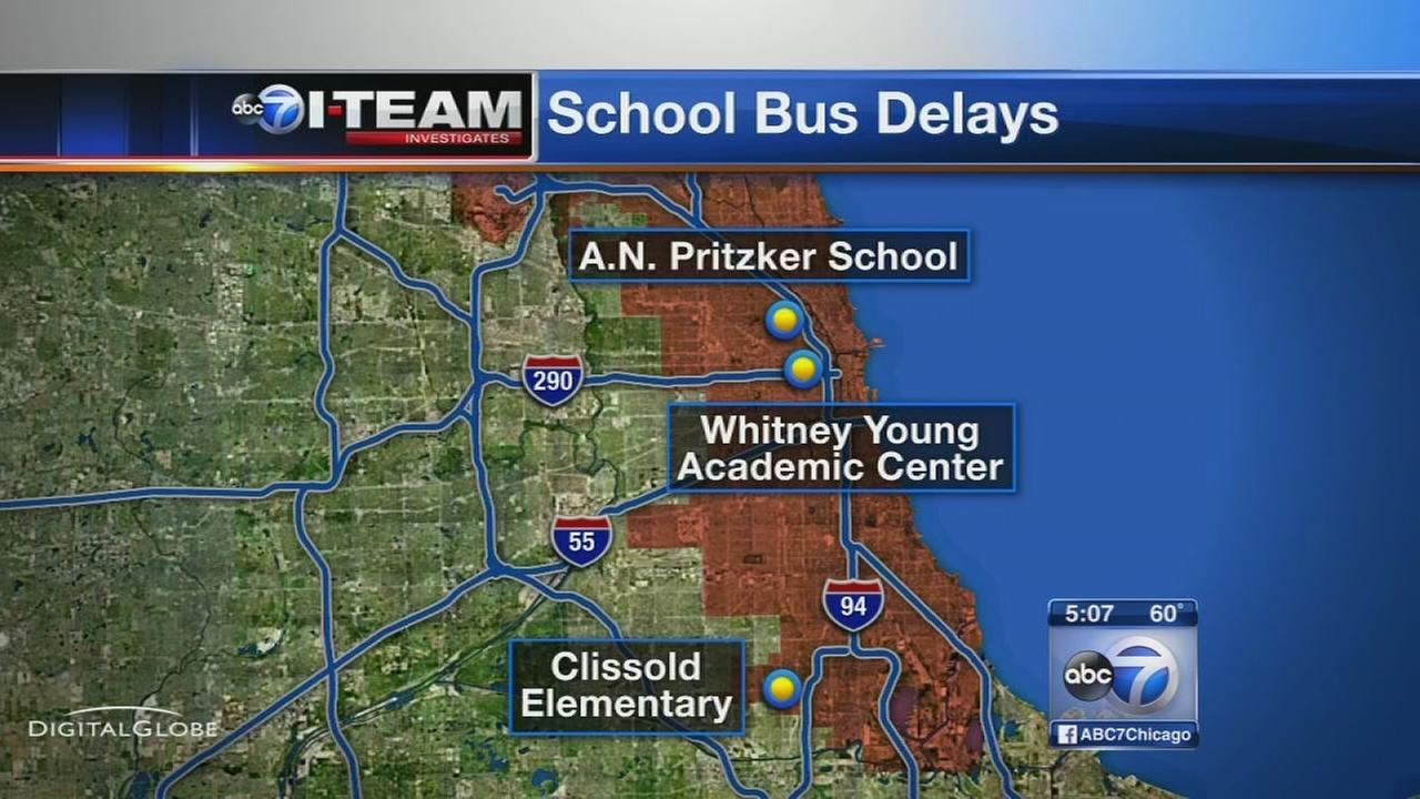 More parents contact I-Team about CPS bus delays