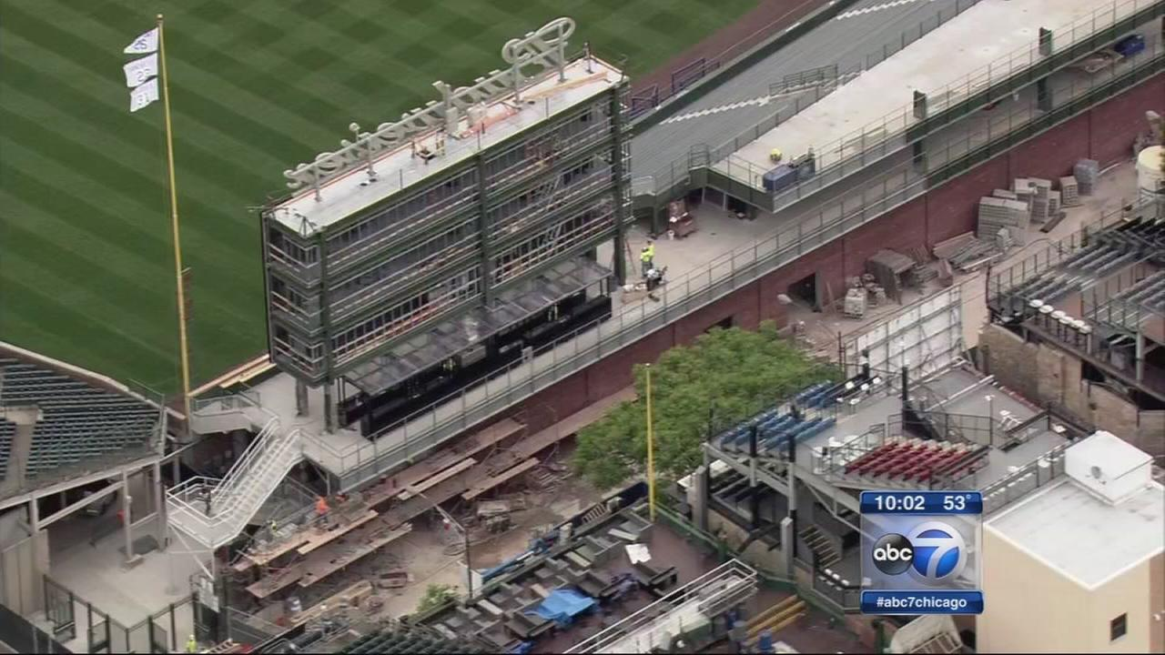 Wrigley rooftop owners lawsuit dismissed