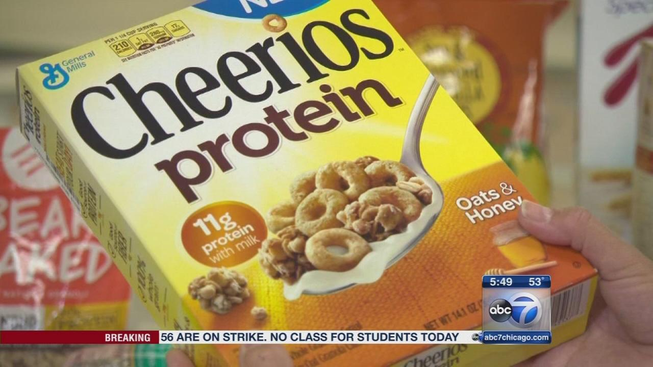 Consumer Reports: Does added protein make food better for us?