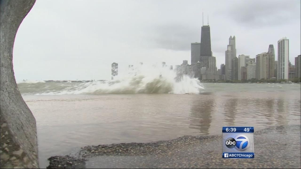 Lakeshore Flood Advisory extended for Cook, Lake counties