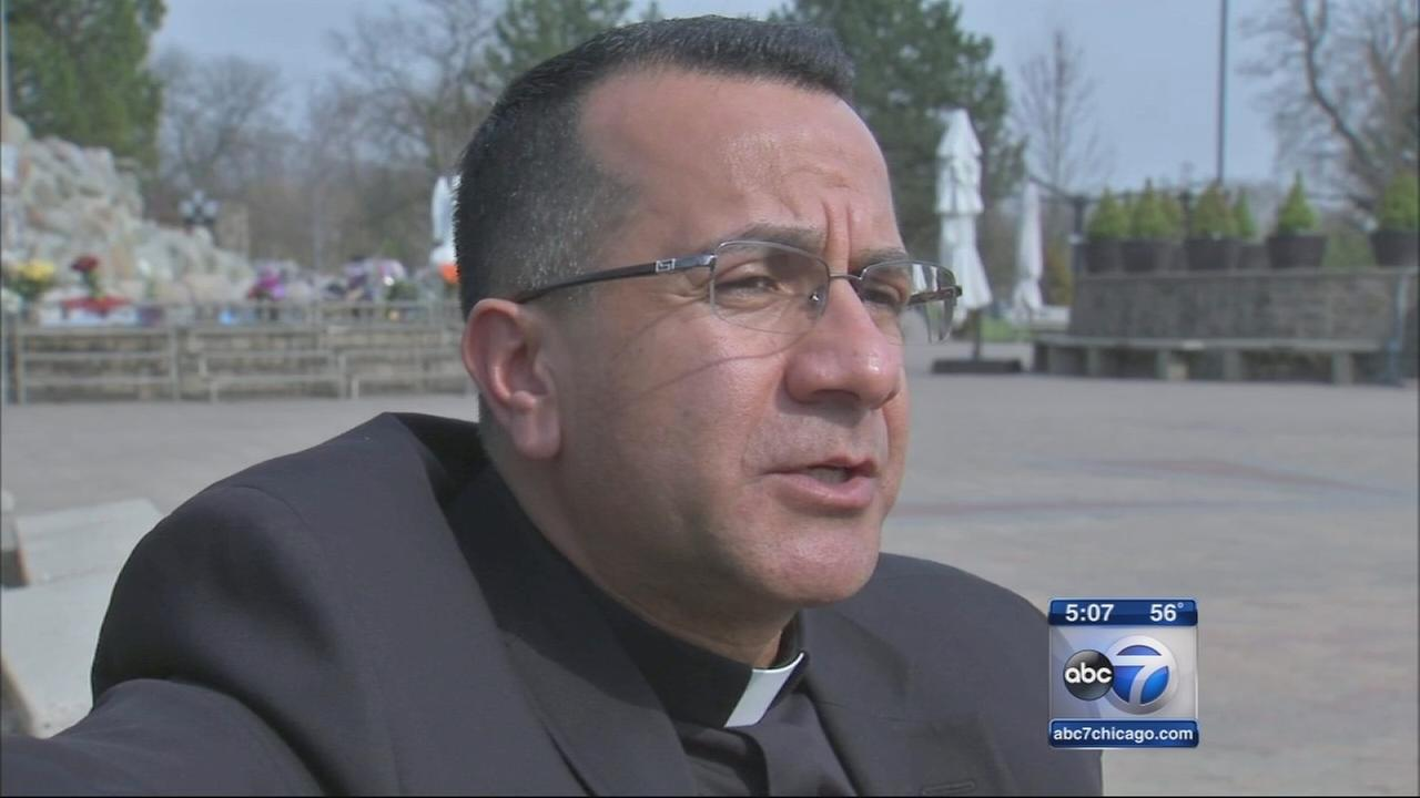 Archdiocese removes suburban priest for inappropriate relationship with a man