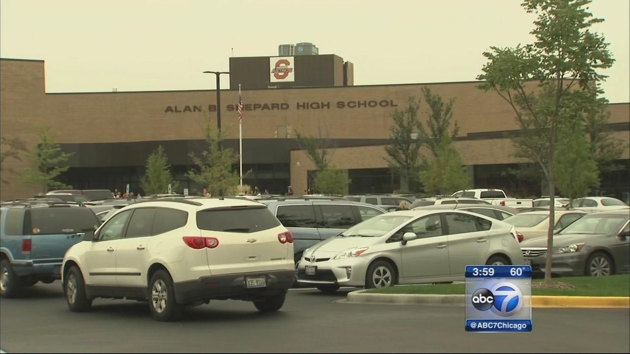 Lockdown lifted at Shepard HS