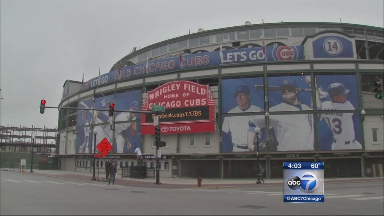 Cubs prepare for wildcard game