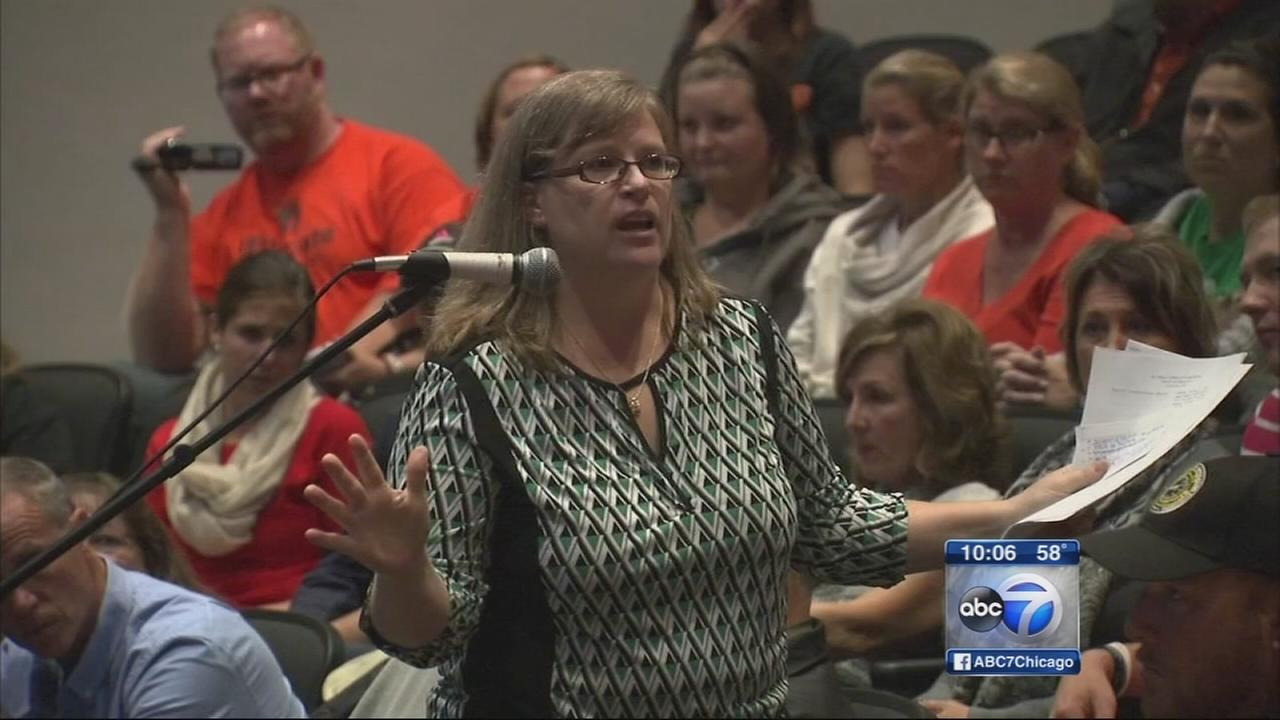 McHenry teachers strike to enter 4th day