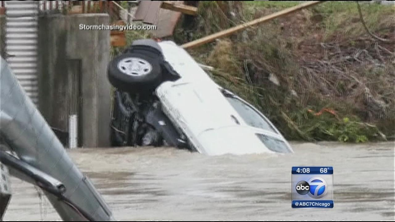 Rains stop but flooding woes continues in South Carolina