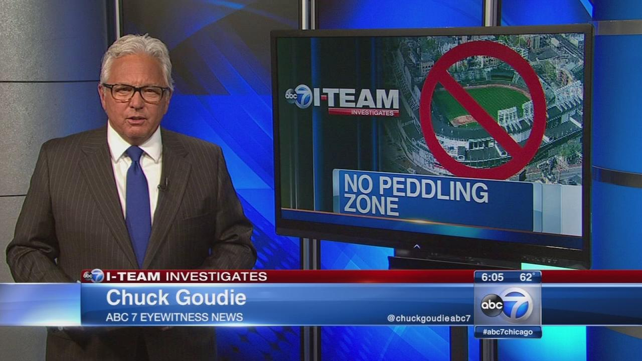 I-Team: No Peddling Zone