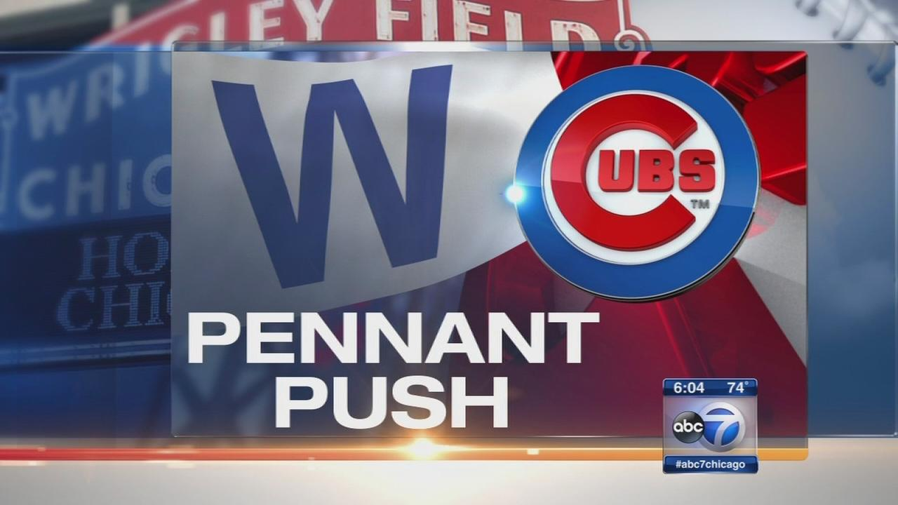 Cubs advance to NLDS