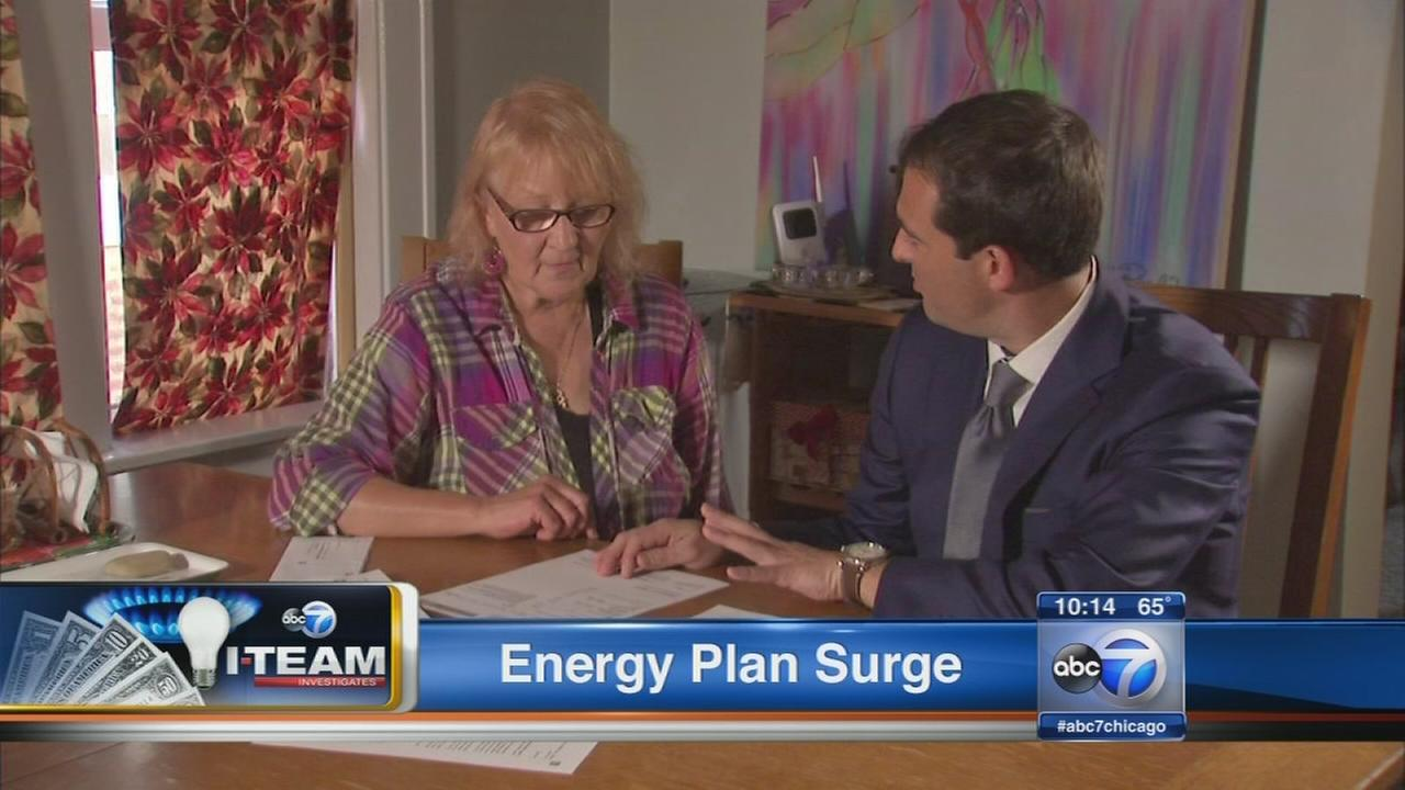 Energy plan surge