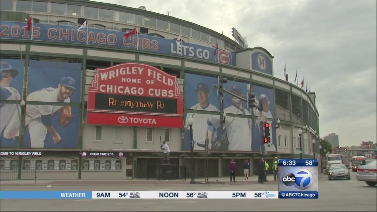 Cubs to face Cardinals in St. Louis