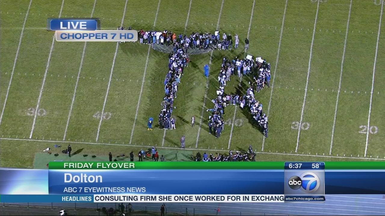 Friday Flyover: Thornridge High School