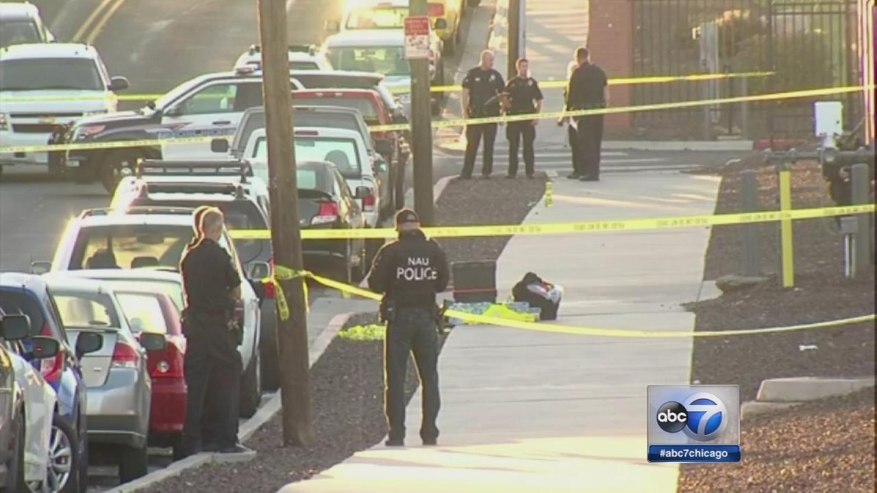 AZ university shooting started as fight between student groups, police say