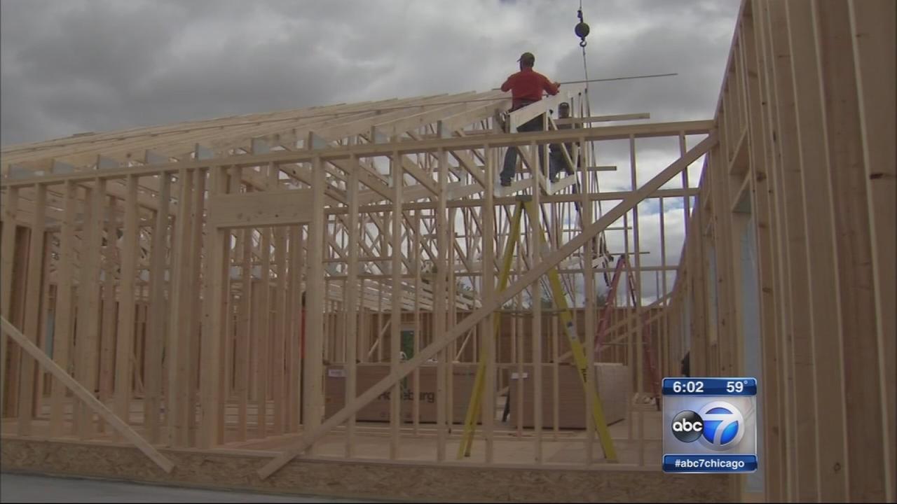 Fairdale tornado victims rebuild