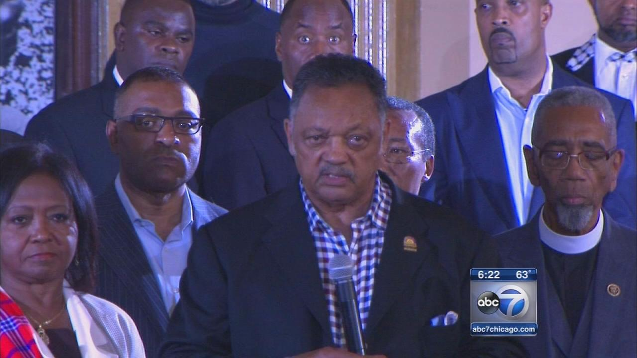 Rev. Jackson calls for White House conference on gun violenceNew Keyword