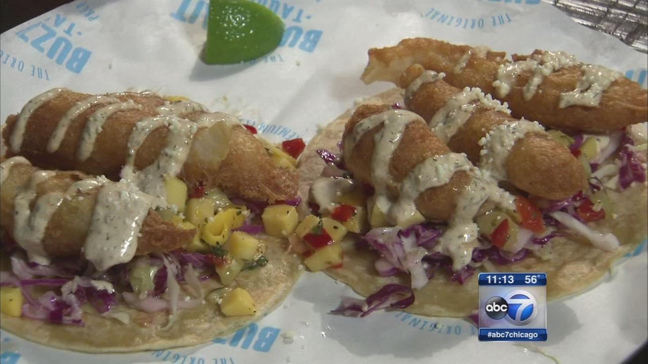 Malnatis president expands into fish tacos with Buzz Bait Taqueria