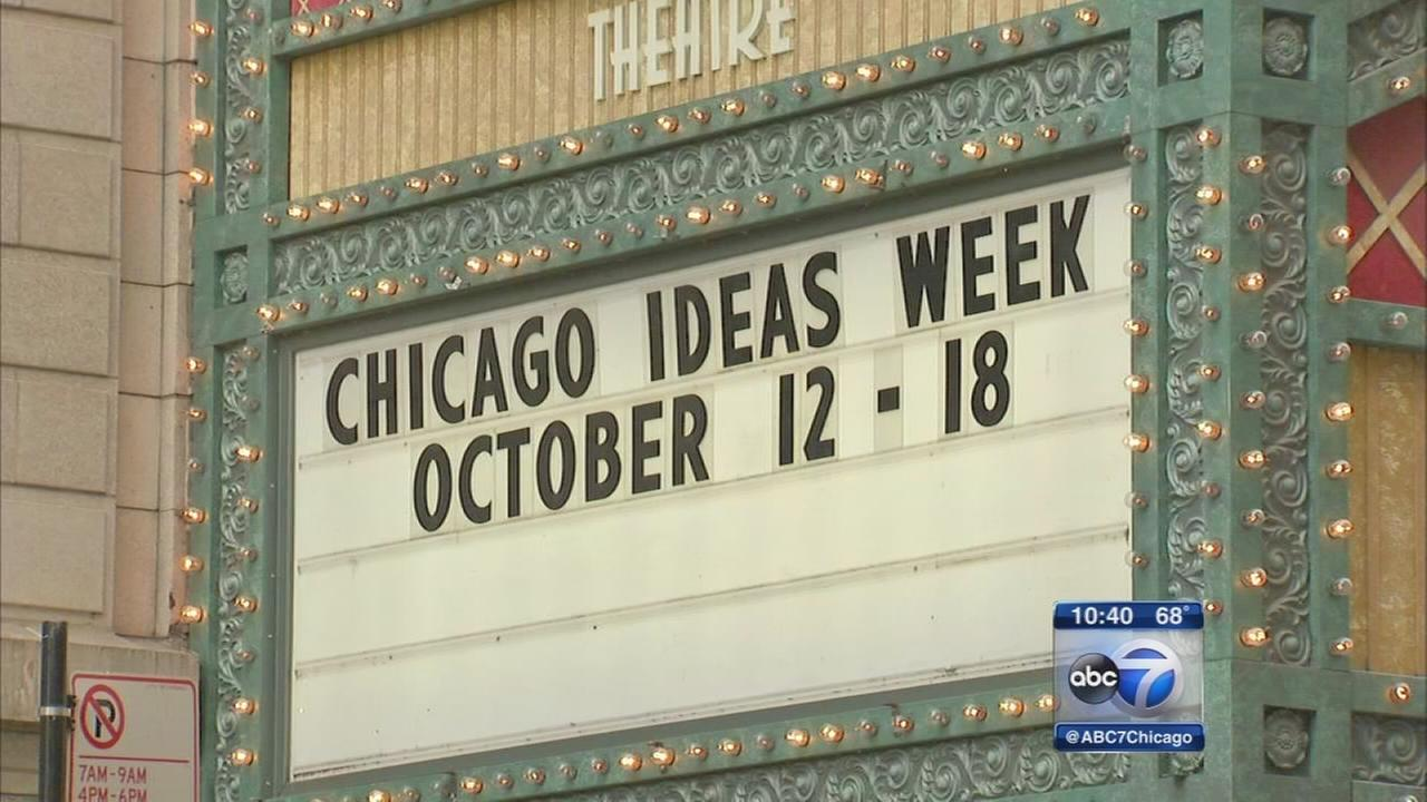 Chicago Ideas Week brings industry leaders to town